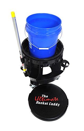 The Ultimate Bucket Caddy (w/handle)