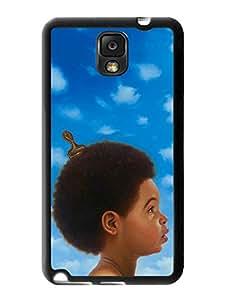 Hot Sale Samsung Galaxy Note 3 Case ,Unique And Beautiful Designed Samsung Galaxy Note 3 Case With Baby Drake Black Phone Case