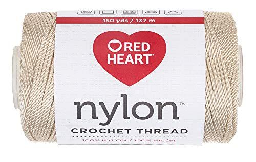Coats Crochet Nylon Crochet Thread, 18, ()