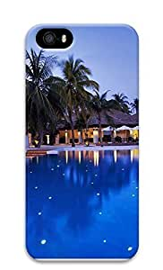 Case For Sam Sung Note 2 Cover Maldives Hotels 3D Custom Case For Sam Sung Note 2 Cover