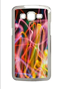 Samsung Galaxy Grand 2 7106 Case and Cover -Abstract ID53 PC case Cover for Samsung Galaxy Grand 2 7106 ¨CTransparent
