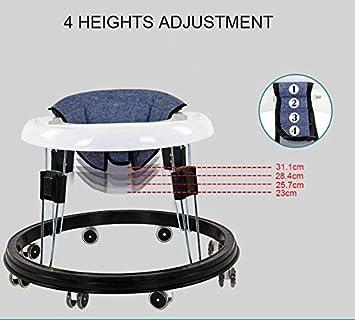 Amazon.com: Andador de bebé plegable para niños y niñas ...
