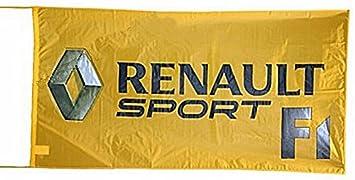 BANDERA RENAULT SPORT F1 150cm x 75cm Formula 1 Team Vettel