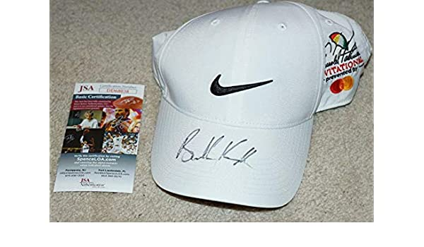 24917e82 BROOKS KOEPKA Signed NIKE Golf ARNOLD PALMER HAT Masters Open + COA  #DD68038 - JSA Certified - Autographed Golf Equipment at Amazon's Sports  Collectibles ...