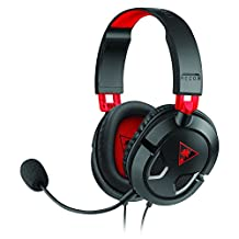 Turtle Beach Ear Force Recon 50 Gaming Headset for PC, Mac, Mobile/Tablet Device, Xbox One and Playstation (Certified Refurbished)