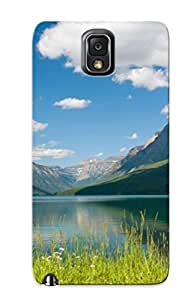 Galaxy Note 3 Case, Premium Protective Case With Awesome Look - Bowman Lake