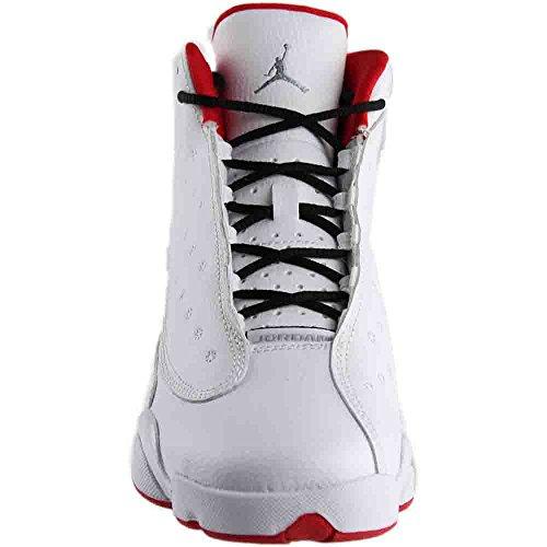 Nike Air Jordan 13 Retro Bg, Zapatillas de Deporte para Niños Bianco