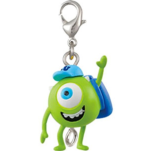 Monsters University Connecting Figure Key Ring - Mike (B) (Sully Monsters)