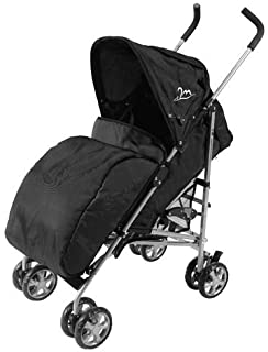 Cosy Toes Compatible with Graco Metro Pushchair Black Jack Footmuff