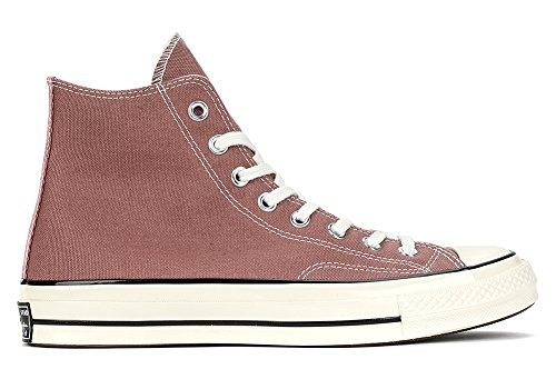 Converse Mens Chuck Taylor All Star 70 Hi Sneakers (us 8.5 D (m), 159623c, Taupe / Chocolate)