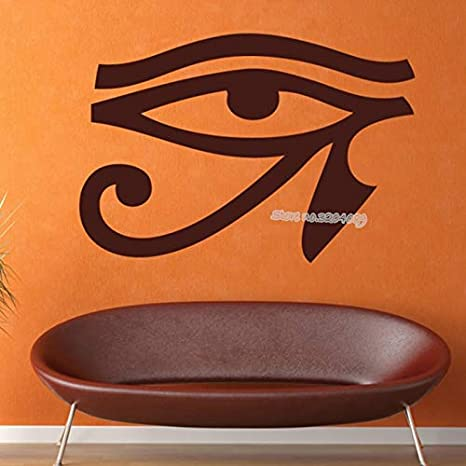 Antiguo Egipto Leyenda Horus Ojo Etiqueta de La Pared Extraíble ...