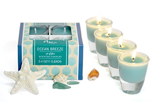 ocean breeze candle - 2