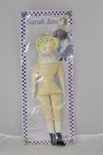 Daisy Kingdom Sarah Jane Victorian Doll - 15 1/2