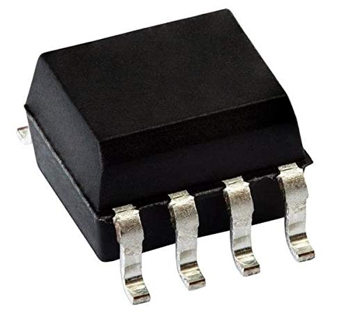 High Speed Optocouplers 15MBd 1Ch 5mA, Pack of 10 (HCPL-060L-060E)