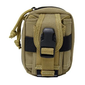 Maxpedition Anemone Compact Utility Pouch (Khaki) (Anemone Pouch)