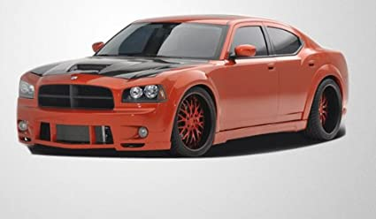 Amazoncom 2006 2010 Dodge Charger Couture Luxe Widebody Kit