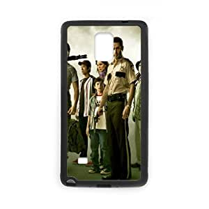 DIY Printed Personlised The Walking Dead cover case For Samsung Galaxy Note 4 N9100 W5709510