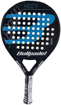 Pala De Padel Bullpadel Sky 2019 Azul Negro: Amazon.es: Deportes y ...