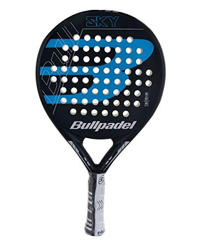 Pala De Padel Bullpadel Sky 2019 Azul Negro