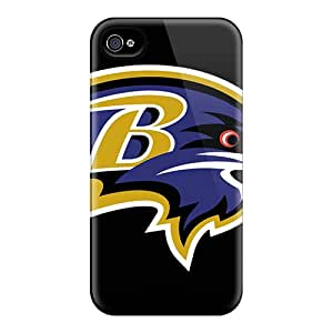 Best Cell-phone Hard Covers For Iphone 6plus With Provide Private Custom Fashion Baltimore Ravens Image AlainTanielian