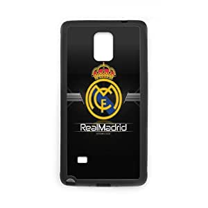 Real Madrid Theme Series Phone Case For Samsung Galaxy Note 4