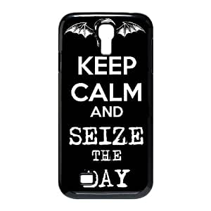 Avenged Sevenfold Samsung Galaxy S4 90 Cell Phone Case Black TPU Phone Case SV_068901