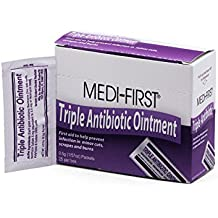 Medique Products 22373 Triple Antibiotic Ointment, .5 Gram, 25 Per Box