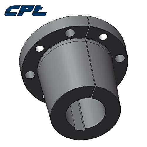 Fevas CPT N Bushing Series, QD Bushing Type, 2 7/16''-5 7/8'' Bore Range, 45# Steel, ISO9001 Quality Certified - (Bore Diameter: 3-1-2 in) ()
