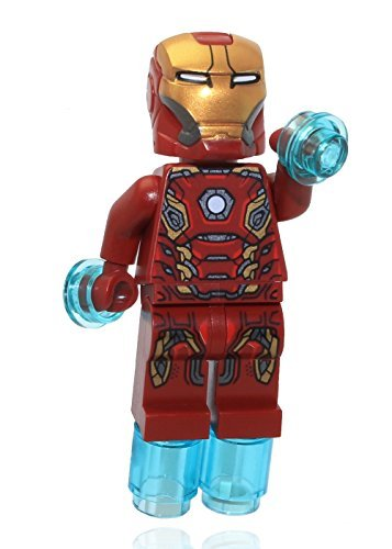 with LEGO Marvel Superheroes Minifigures design