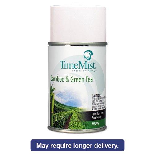TimeMist 1047606 Metered Refill Bamboo/Green Tea Air ()