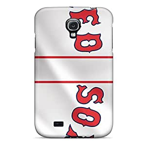 Samsung Galaxy S4 YHR19933Ctpy Support Personal Customs Realistic Boston Red Sox Series High Quality Cell-phone Hard Cover -AnnaDubois