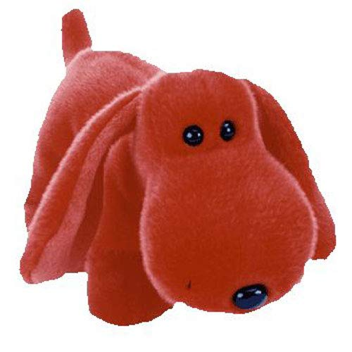 Ty Beanie Buddy Rover the Red Dog