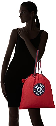 Red Cross Bag C Kipling Hiphurray New Red body Female Spicy fwYTtT