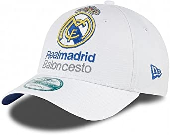 Gorra Real Madrid New Era 9Forty - ajustable -: Amazon.es: Ropa y ...