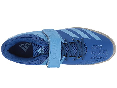 adidas Powerlift 3 Weightlifting Schuh - SS18 �Collegiate Royal / Charcoal Solid Gre