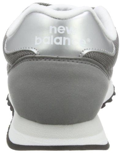 Mehrfarbig 12 New Grey Balance 500 Blue Gbs Sneaker Grigio Uomo AwxvXwBFq