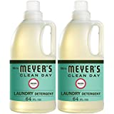 Mrs. Meyer's Laundry Detergent, Basil, 64 fl oz (2 ct)