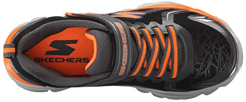 Kids Electronz Sneaker Big Kid Charcoal Blazar Kid Black Skechers Little Orange PaqdwP5