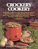 Crockery Cookery by Hoffman, Mable (1975) Hardcover