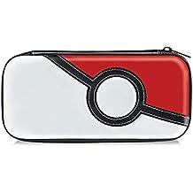 PDP Nintendo Switch Poke Ball Slim Travel Case, 500-112