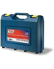 Electraline 140006 Gereedschapskoffer, leeg, 385 x 330 x 130 mm