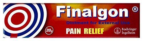 Finalgon Ointment 20g/0.7 Oz by Finalgon