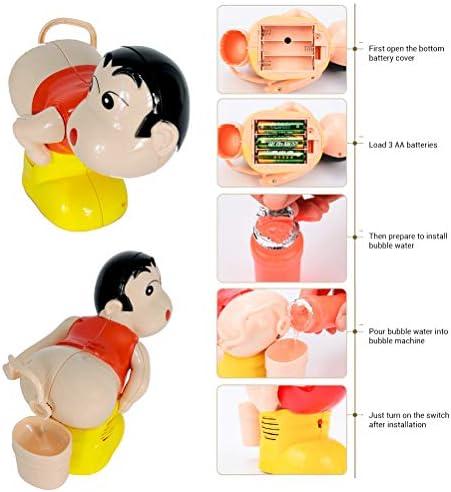 hapler 電動バブルマシン しゃぼん玉発生機 面白いおもちゃ バブルマシン 面白い子供 音楽照明 子供バブルマシン 誕生日 プレゼント 持ち運び便利