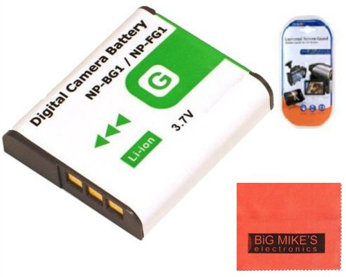 NP-FG1 Battery For Sony Cyber-shot DSC-H70 DSC-H90 DSC-HX7V