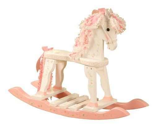 PRINCESS AND FROG ROCKING HORSE KIDS