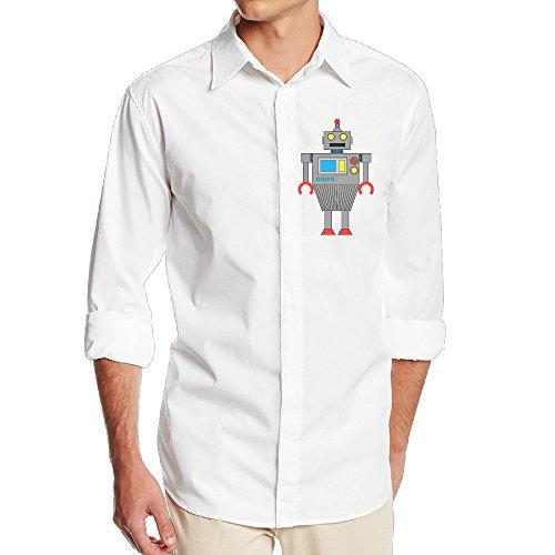 Carina Toddler Robot One Size Soft Men's Clothing M