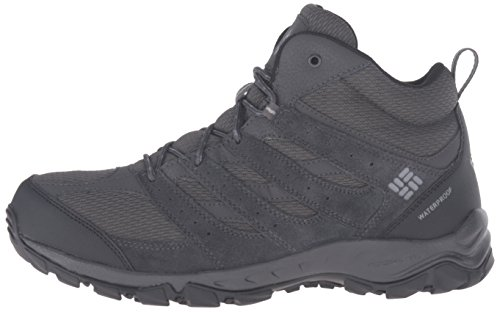 Columbia Men S Plains Butte Mid Waterproof Hiking Boots