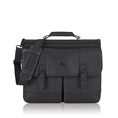 Solo Thompson 15.6 Inch Briefcase with Padded