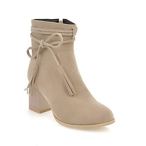 BalaMasa Abl10654 Sandales Compensées Femme Beige, 37.5 EU, ABL10654