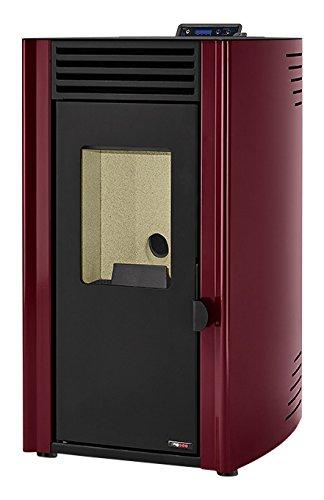 Red Pod First Estufa Pellets, 8 KW, Burdeox: Amazon.es: Bricolaje y herramientas